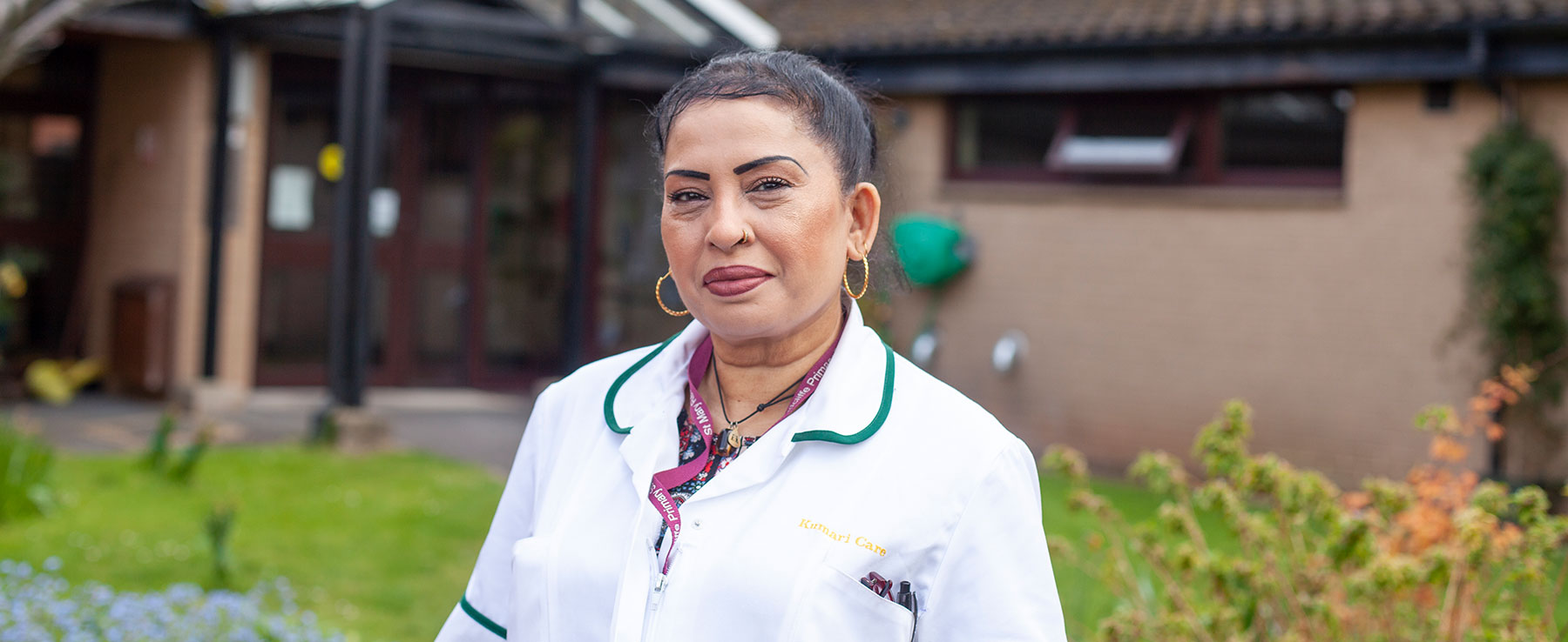 Neelam - Proud to Care Bristol
