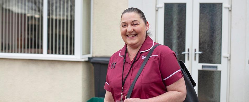 Zeena - Care Worker